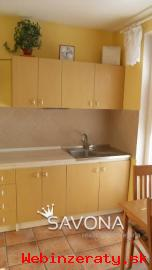 1i byt, 47 m2, 2 balkóny, Poprad - Západ