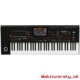 Predaj Yamaha Tyros, Korg Pa4X, Roland