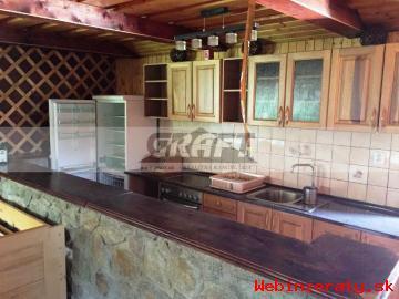 RK-GRAFT ponúka 2-izb.  RD bungalov