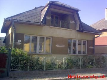 Starší rodinný dom