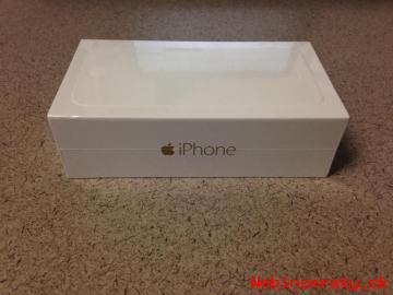 iPhone 6 64 GB Původní továrna odemčený