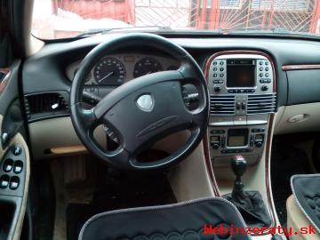 Znížená cena. . . Predám Lancia Lybra 2.