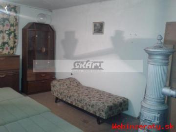 RK-GRAFT ponúka 2-izb.  chalupu v krásno