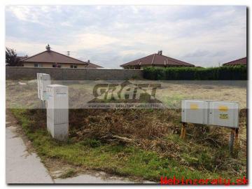 RK-GRAFT ponúka stav.  pozemok Dunajská