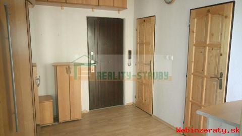 Predaj Slnečný 3-izbový byt na Brezovci