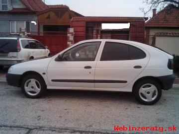Predám Renault Megane 1. 9diesel r. 98 v