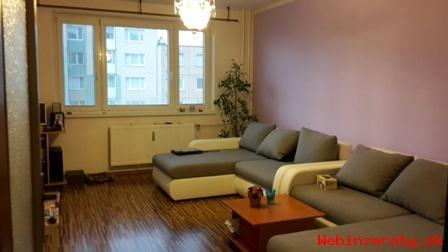 4-izbový byt, Bukureštská, OV, loggia