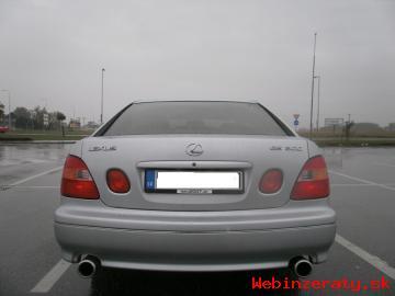 Predám lux. Lexus GS 300 TOP i výmena