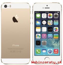 nové Apple Iphone 5S 16GB, 32GB a 64GB