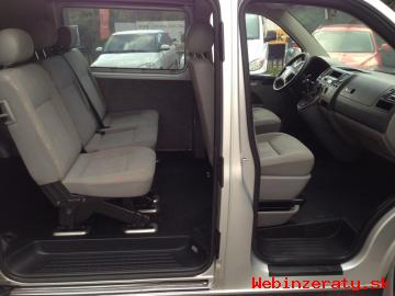 VW Transporter T5 TDI Long 5m