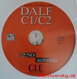 Učebnica na francúzsky DALF C1/C2