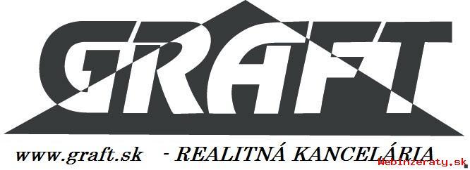 RK-GRAFT ponúka 1-izb.  byt - MODRA