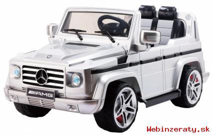 Elektrické autíčko Mercedes G s DO
