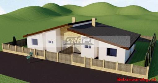 RK-GRAFT ponúka 4-izb. RD Most pri Brati