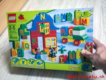 Predám Nové nerozbalené stavebnice lego