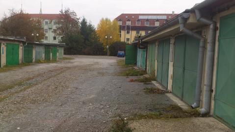 Predaj garáže v Detve