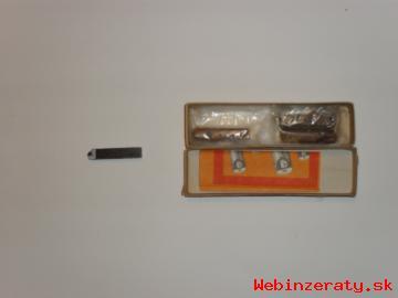 KOVOOBRABANIE-Sustružnicke nože s vložko