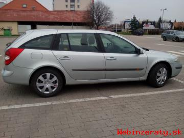 Znížená cena. . . Renault Laguna Grandto