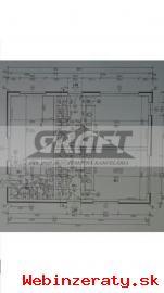 RK-GRAFT ponúka 3-izb.  mezonet Rovinka