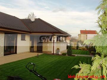 RK-GRAFT ponuka 3-izb.  RD Griňava