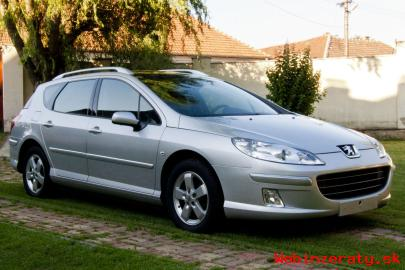 Peugeot 407 SW 1. 6 HDi Premium