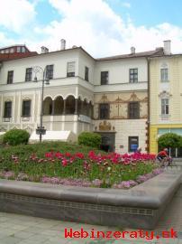 Kancelárie v centre Banskej Bystrice
