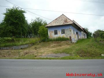Rodinný dom za 12 700 EUR