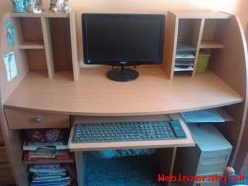 písací stôl na predaj v Nové Z