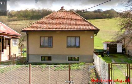 Rodinný dom na predaj Svätý Kríž