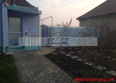RK-GRAFT ponúka 3-izb.  RD Báhoň