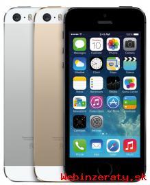 nové Apple Iphone 5S 16GB,5S 32GB a 64GB