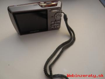 predám fotoaparát Olympus mju 740