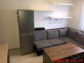 Zrekonštruovaný zariadený 1- izbový byt