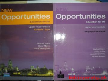 Knihy na angličtinu - Opportunities