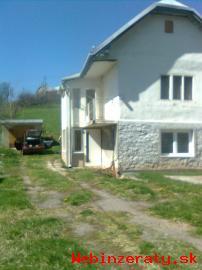 Dom v Nízkych Tatrách