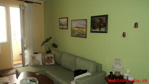 Moderný 2 izbový byt v Detve