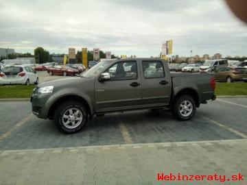 Nissan Navara alternativa Great Wall Ste