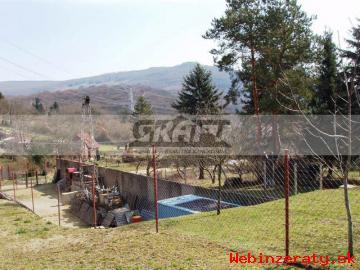 RK-GRAFT ponúka záhradu /446 m2/ - Stupa