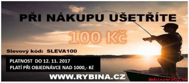 Rybářské potřeby - Rybina. cz