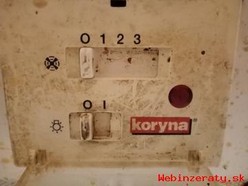 vypínač na digestor KORYNA