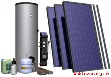Solarny systém Akcia