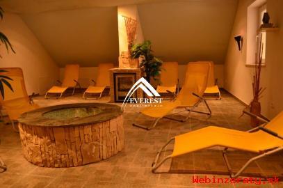 Relaxačný dom - vitálny svet v novostavb