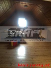 RK-GRAFT ponúka chatku Stupava - Lintavy