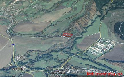 Rekreačný pozemok, Pliešovce-Podbreh