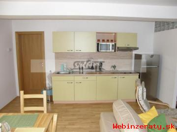 RK-GRAFT ponúka 2-izb.  apartmán v obci