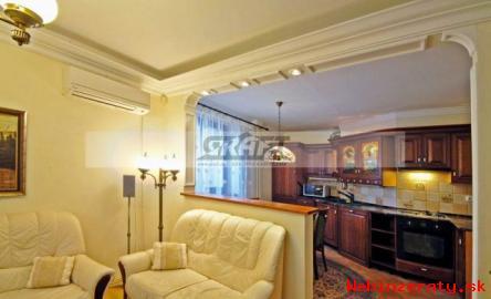 RK-GRAFT ponúka 3-izb.  byt Záhradná ul.