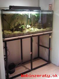 predam 400l akvarium