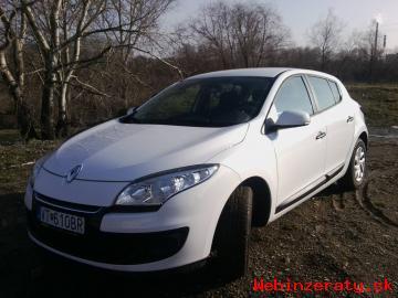 Odstúpim leasnig na Renault Megan 2012