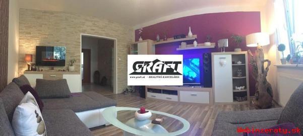 RK-GRAFT ponúka 3-izb.  byt Lietavská ul