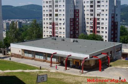 Skladové priestory prenájom Pov. Bystric